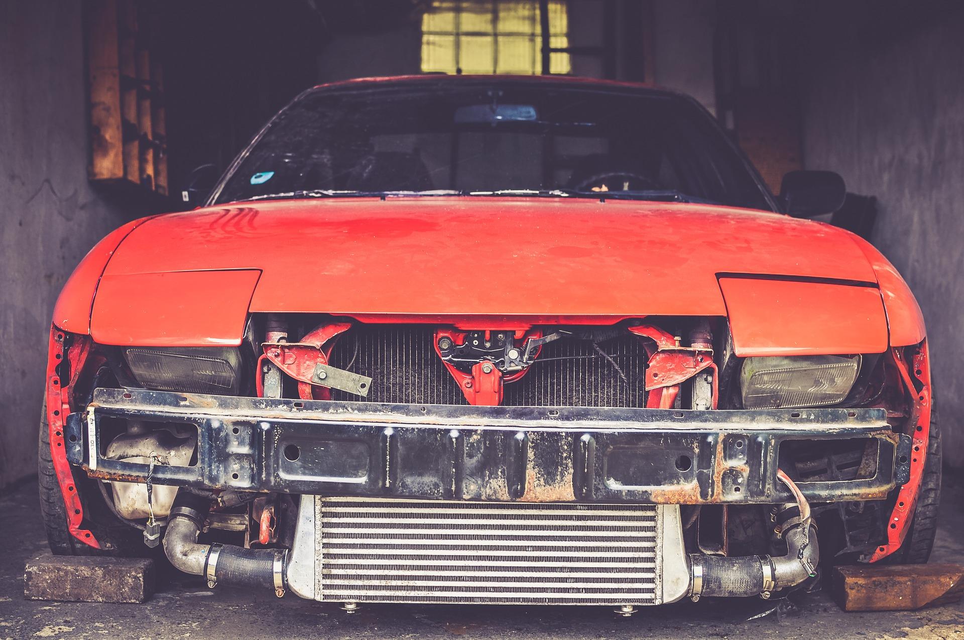 Rachat de voiture accidentée en toute sécurité