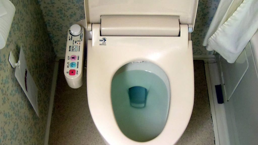 toilette mutlifonction