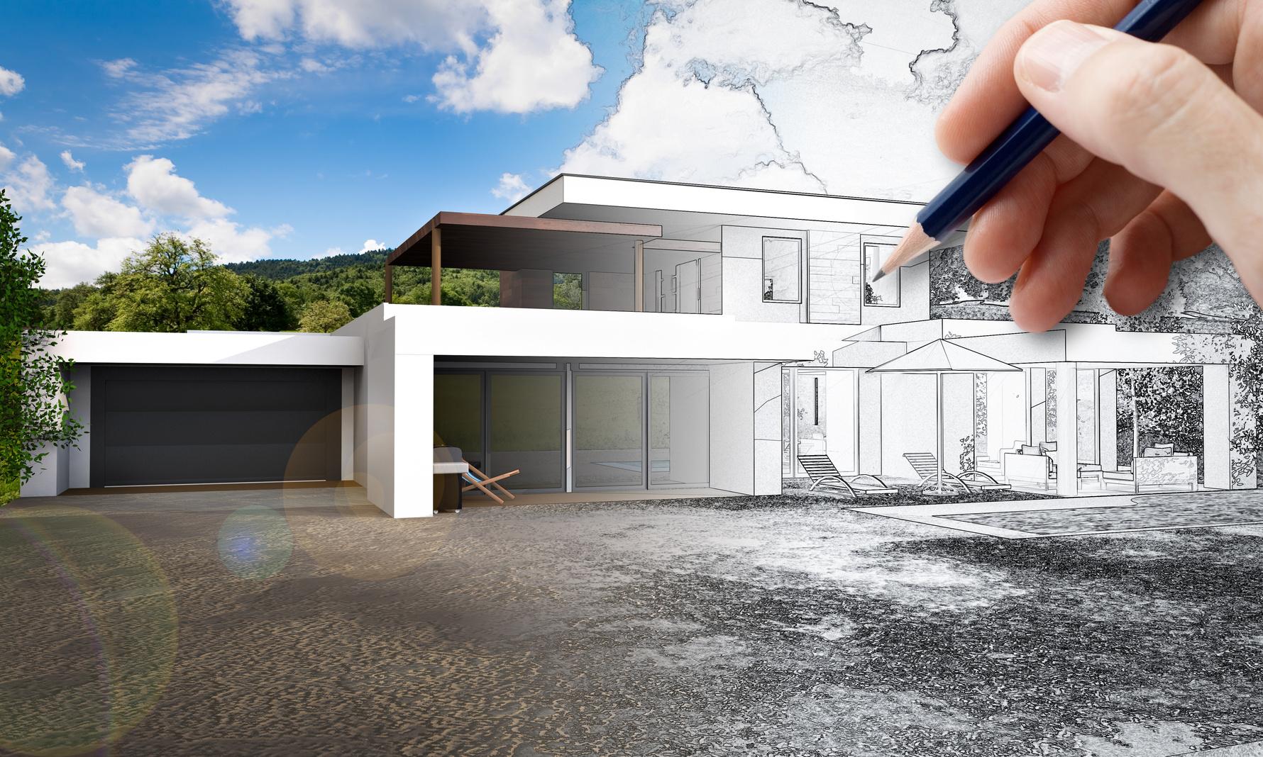 Crédit en ligne : emprunter pour réaliser des projets immobiliers