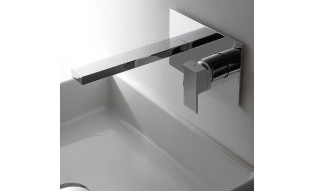 Un robinet à encastrer pour votre évier