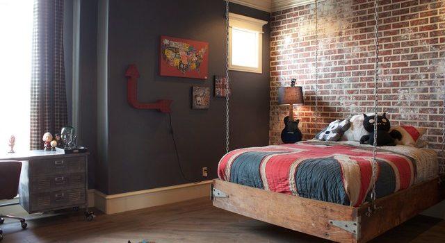 Une chambre ado de style urbain, comment l'aménager ?
