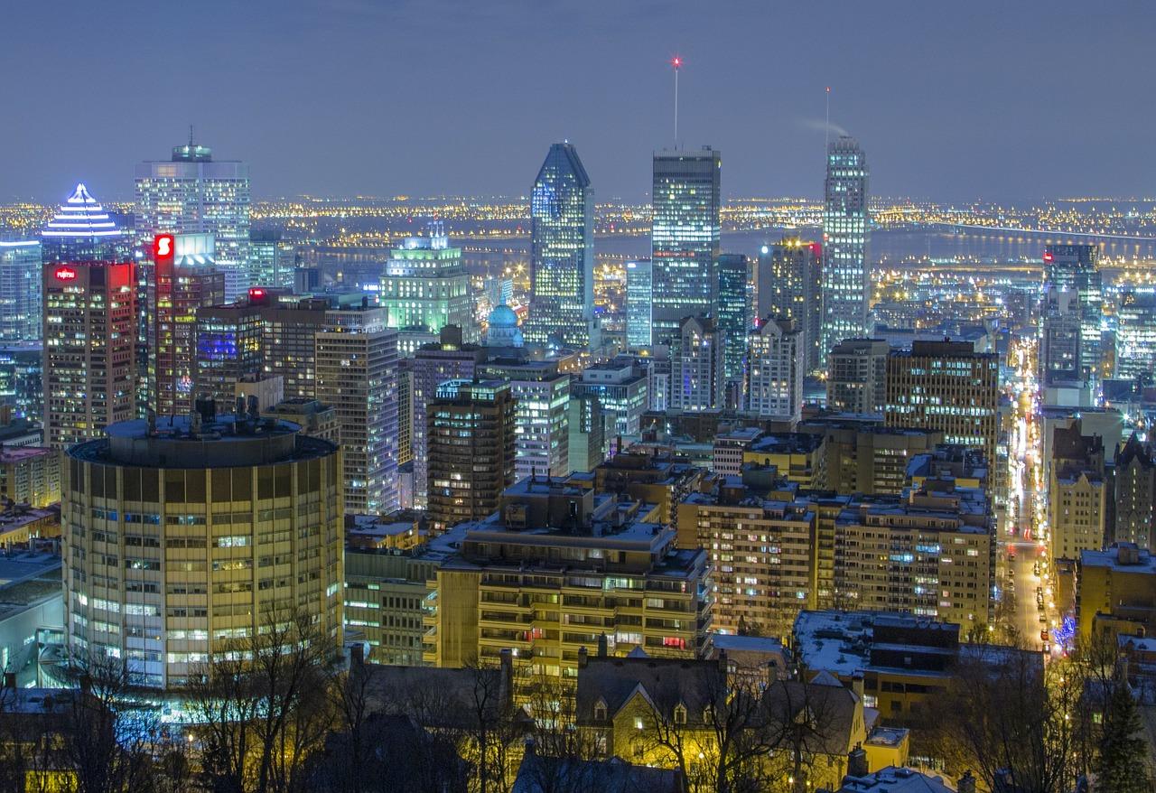 déménagement à Montréal