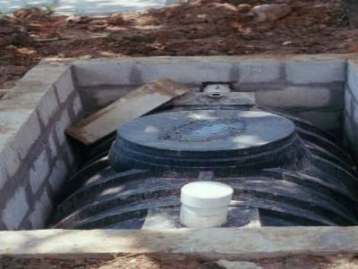 systèmes d'assainissement