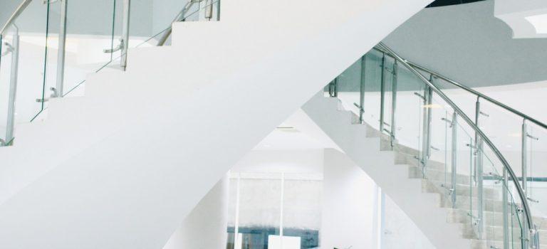 Rambarde pour escalier